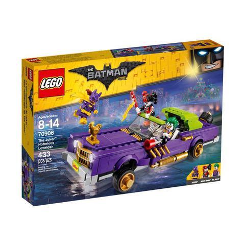 Imagem de Lego The Batman Movie - O Extravagante Lowrider Do Coringa 70906