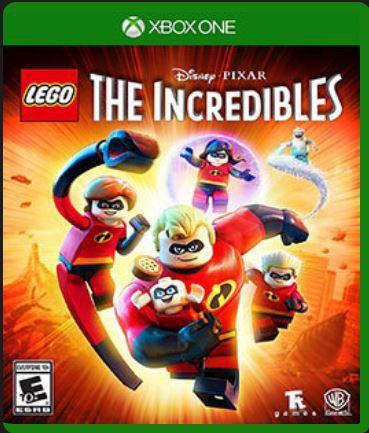 Imagem de Lego The Incredibles - Xbox One