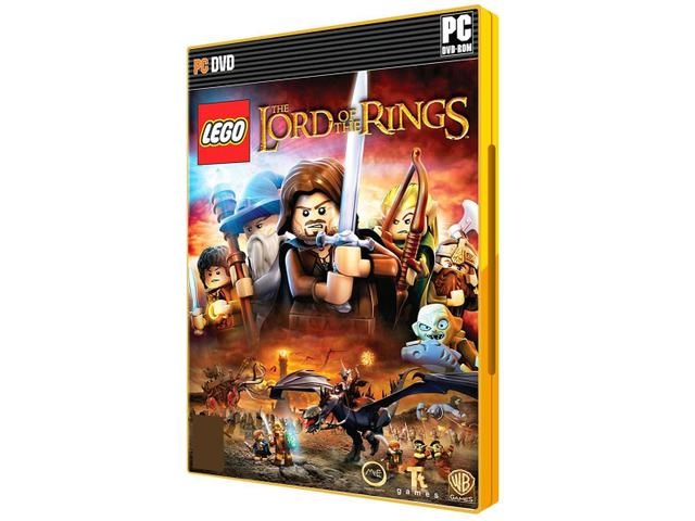 Imagem de Lego The Lord of the Rings para PC