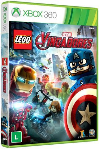 Imagem de Lego vingadores - xbox 360
