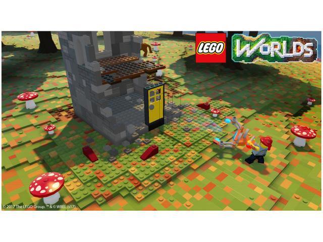 Imagem de LEGO Worlds para PS4