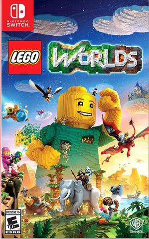 Imagem de Lego Worlds - Switch