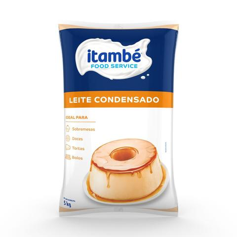 Imagem de Leite Condensado Bag Itambé 5 Kg