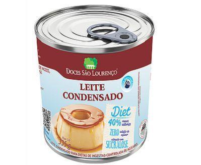 Imagem de Leite Condensado Diet SÃO LOURENÇO 335g