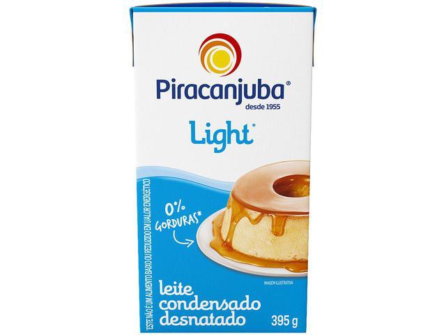 Imagem de Leite Condensado Light Piracanjuba 395g