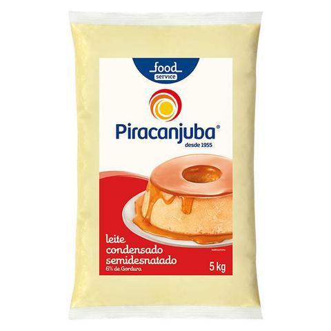 Imagem de Leite Condensado Piracanjuba BAG 5Kg