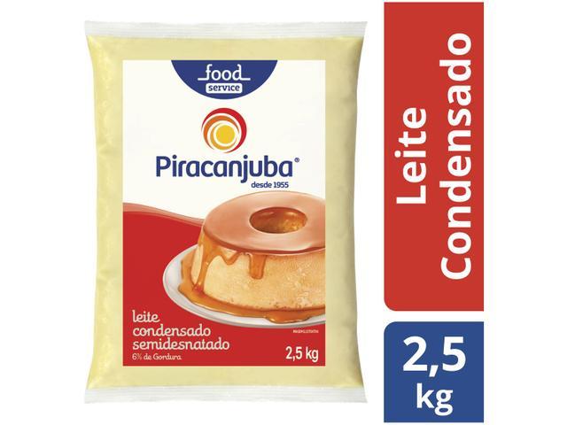 Imagem de Leite Condensado Piracanjuba Original 2,5kg