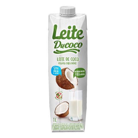 Imagem de Leite de coco pronto para beber Ducoco 1L