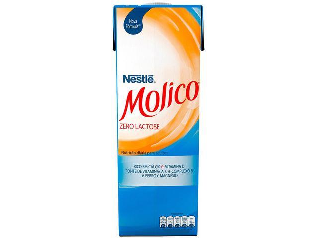 Imagem de Leite Desnatado Zero Lactose Molico 1L