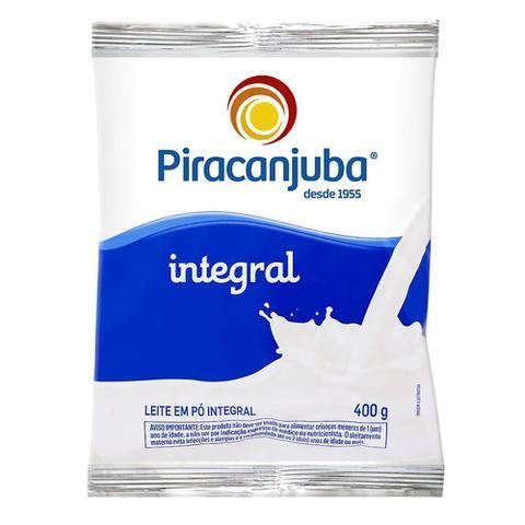 Imagem de Leite em Pó Integral Piracanjuba 400g