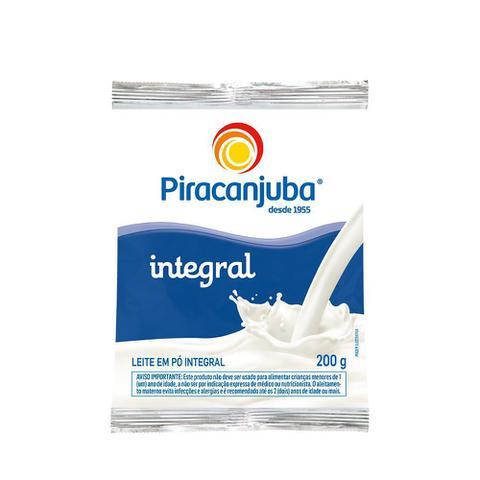 Imagem de Leite em Pó Piracanjuba Integral 200g