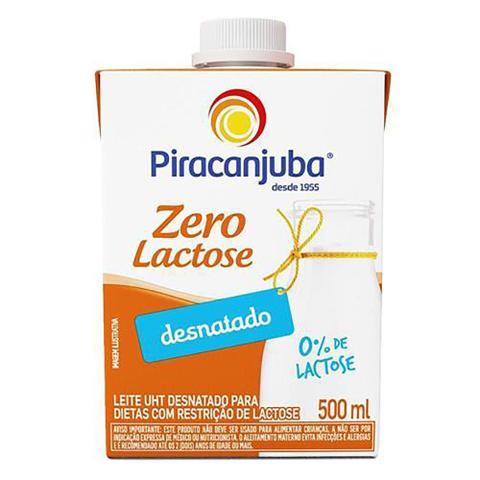 Imagem de Leite Sem Lactose Piracanjuba 500ml