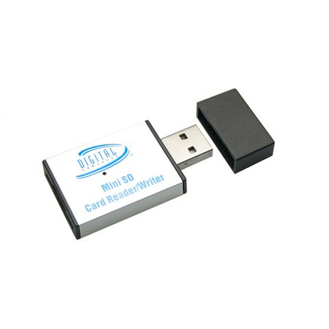 Imagem de Leitor e Gravador de Cartão Mini SD D-Concepts - CR25M