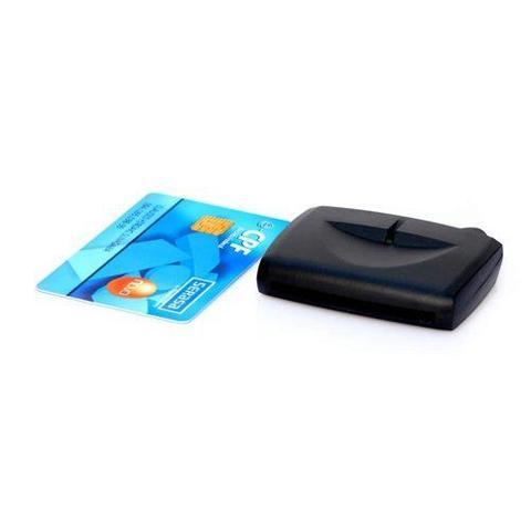 Imagem de Leitor e Gravador de Cartões Inteligentes Nonus Smart USB