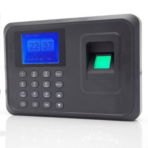 Imagem de Leitor Relógio De Ponto Com Biometria Digital