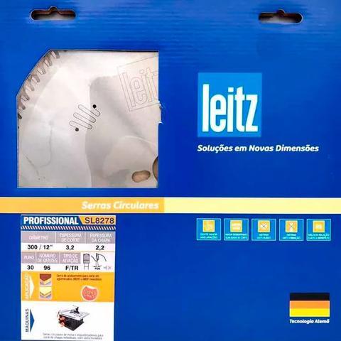 Imagem de Leitz - Disco de Serra Circular - SL8278 - HW 300 x 3,2/2,2 x F30 - 96z - FZ/TR, p/ MDF