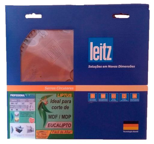 Imagem de Leitz - Disco de Serra Circular - WZ - SL4965 - HW 300 x 3,2/2,2 x F30 - 96z, Liptus