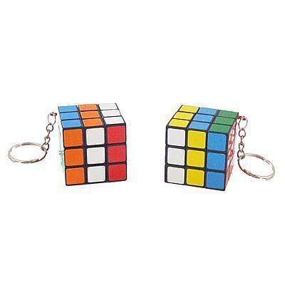 Imagem de Lembrancinha Chaveiro Cubo Mágico 12 unidades