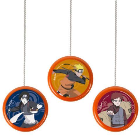 Imagem de Lembrancinha Ioiô Colorido Festa Naruto 06 unidades