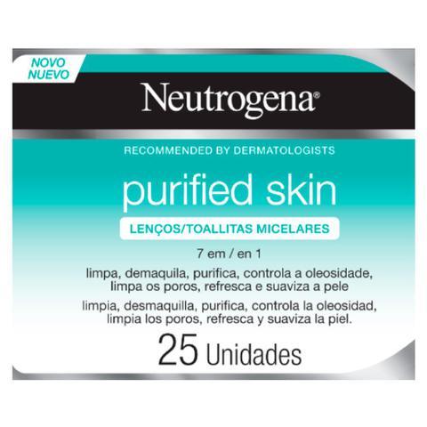 Imagem de Lenço Micelar Neutrogena - Purified Skin 7 em 1