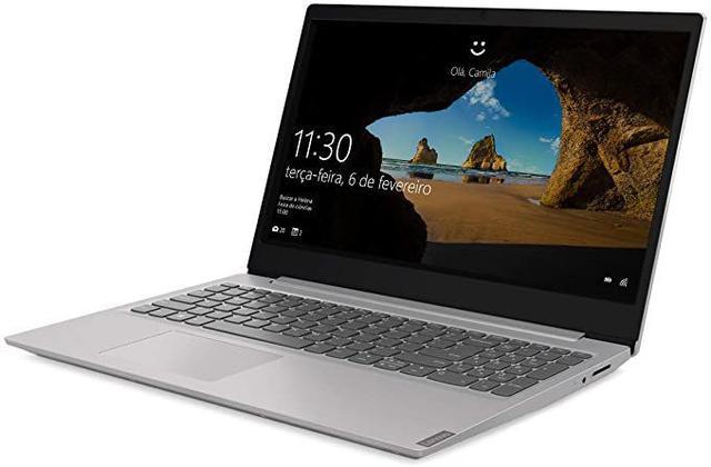 "Notebook - Lenovo 82dj0001br I5-1035g1 1.00ghz 8gb 1tb Padrão Intel Hd Graphics Windows 10 Home Ideapad S145 15,6"" Polegadas"