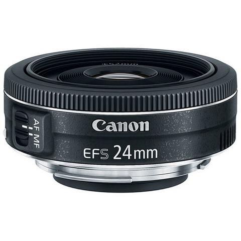 Imagem de Lente Canon 24mm f/2.8 STM