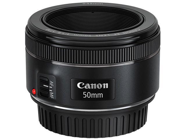 Imagem de Lente Canon EF 50mm F/1.8 STM 50mm