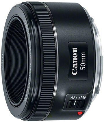 Imagem de LENTE CANON EF 50mm  f/1.8 STM