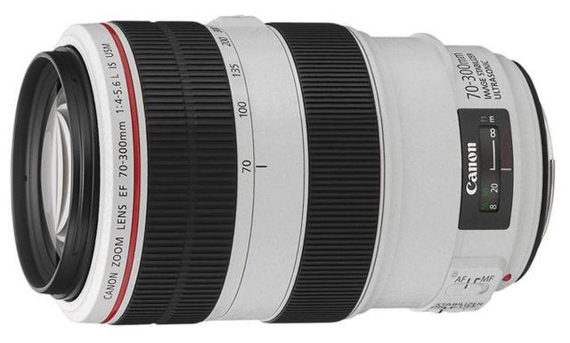 Imagem de LENTE CANON  EF 70-300mm f/4-5.6L IS USM