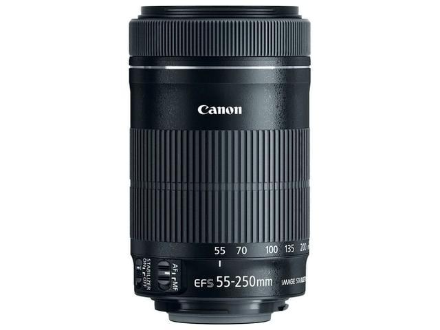 Imagem de Lente Canon EF-S55-250mm IS STM