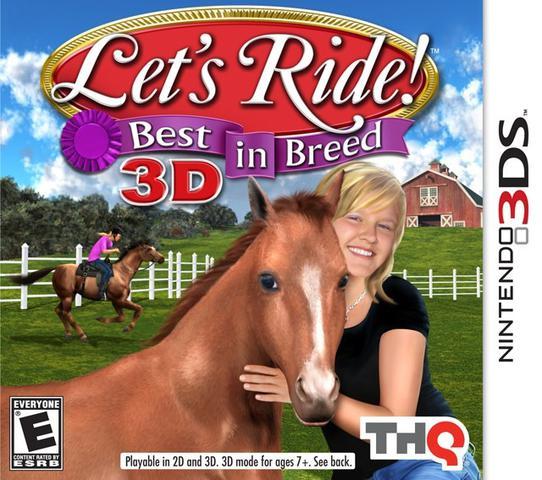 Imagem de Let's Ride! Best in Breed 3D