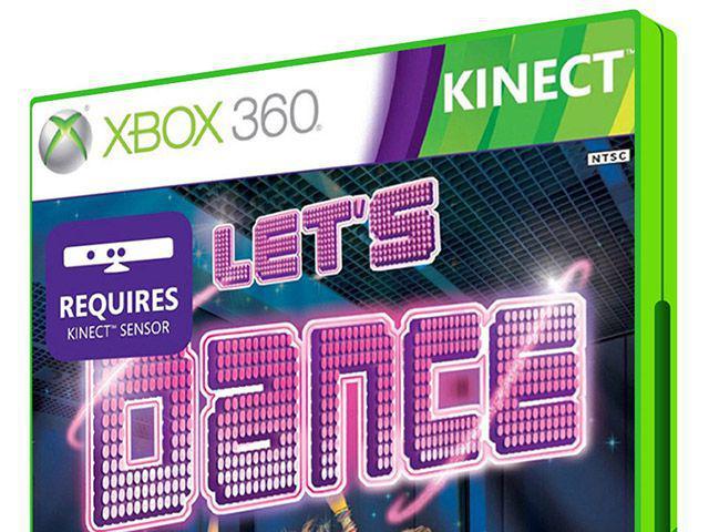 Imagem de Lets Dance para Xbox 360