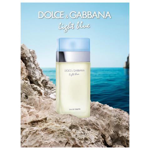 Imagem de Light Blue Dolce  Gabbana Eau de Toilette - Perfume Feminino 50ml