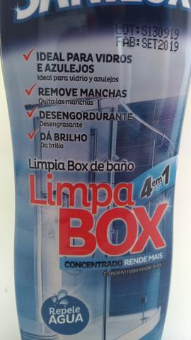 Imagem de Limpa box concentrado Sanilux 300ml
