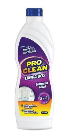 Imagem de Limpa Box Proclean 300ml