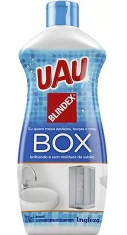 Imagem de Limpa Box UAU Limpe Box  Azulejos E Louca de Banheiro 200ml