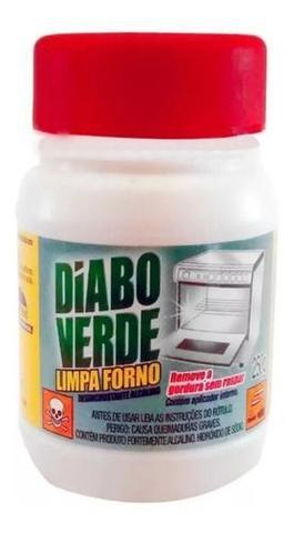 Imagem de Limpa Forno Diabo Verde 250 Gramas