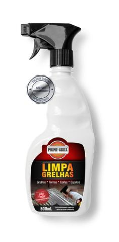 Imagem de Limpa grelhas - prime grill