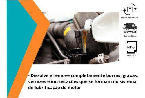 Imagem de Limpa Motor De Carro Produto Flushing Tira Borra 5lts