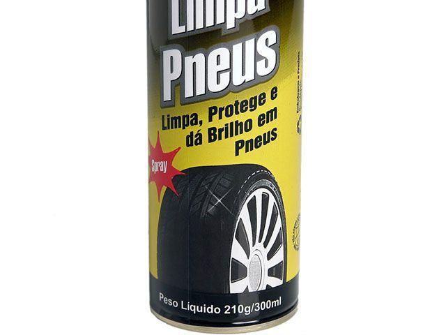 Imagem de Limpa Pneus Spray 300ml