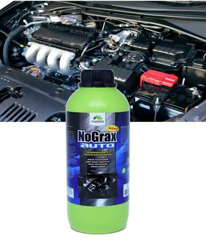 Imagem de Limpa Roda e Motor Automotivo + Pulverizador  Rende 100 L