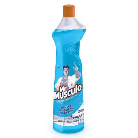 Imagem de Limpa Vidros Squeeze 500ml 1 UN Mr. Musculo