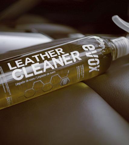 Imagem de Limpador de couro leather cleaner 500ml evox