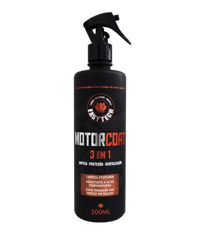 Imagem de Limpador e Protetor De Motores MotorCoat 500ml Easy Tech