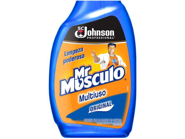 Imagem de Limpador Multiuso Mr. Músculo Original