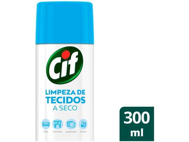 Imagem de Limpeza de Tecidos Cif A Seco 300ml Spray