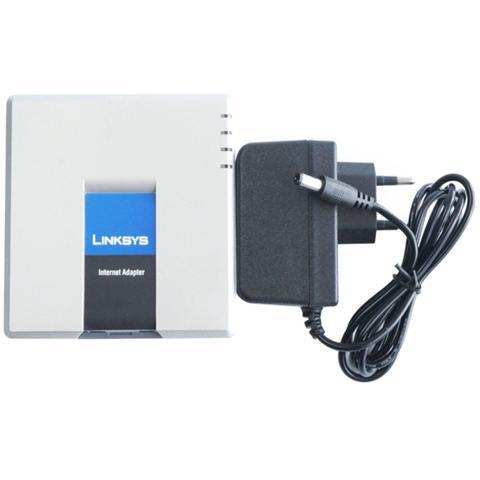Imagem de Linksys Ata Voip Gateway Adaptador Spa3000 Fxs Fxo