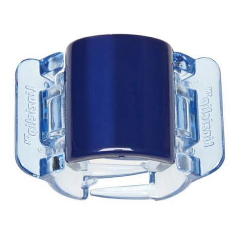 Imagem de Linziclip Pearlised Plain Majestic Blue