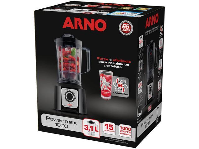 Imagem de Liquidificador Arno Power Max 1000 1,75L