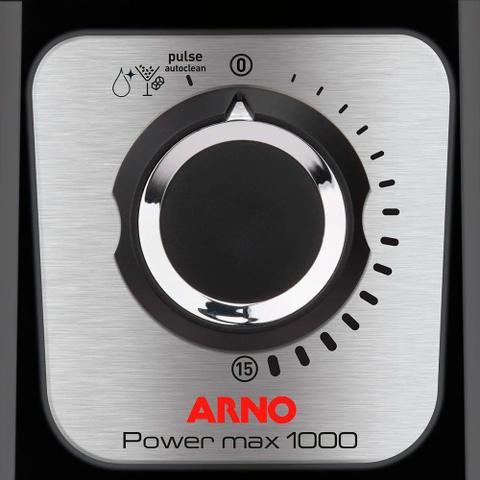 Imagem de Liquidificador Arno Power Max 1000W 15 Velocidades LN55